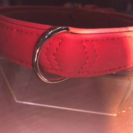 "Halsband  ""LADY  IN  RED"""
